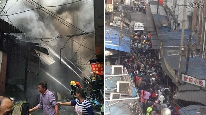 芜湖爆炸事件17人惨死