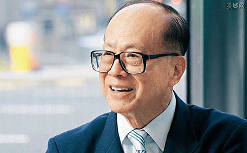 香港富豪排行榜出炉