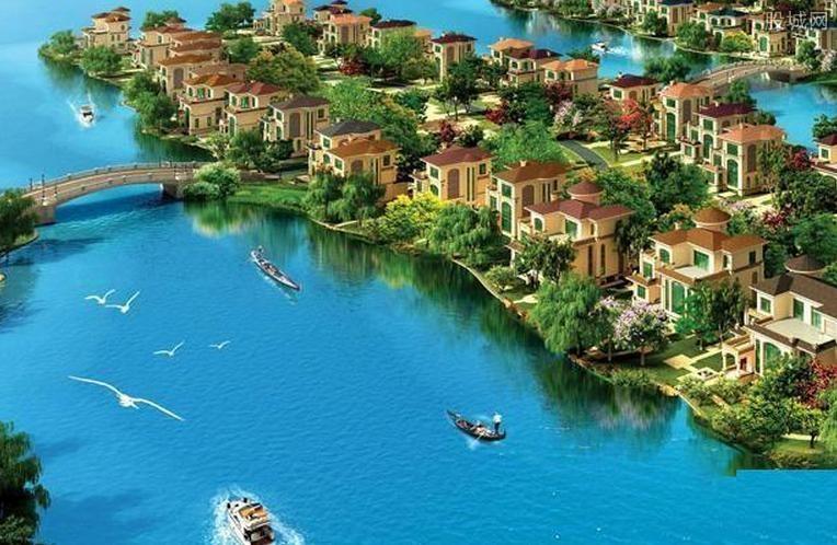 恒大海上威尼斯
