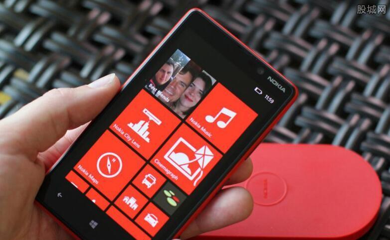 诺基亚新款手机上市