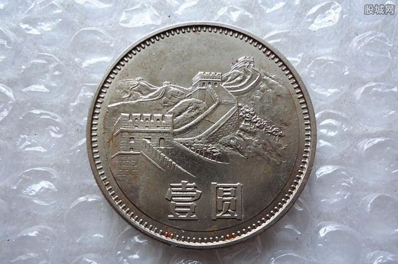 1983年长城币价格