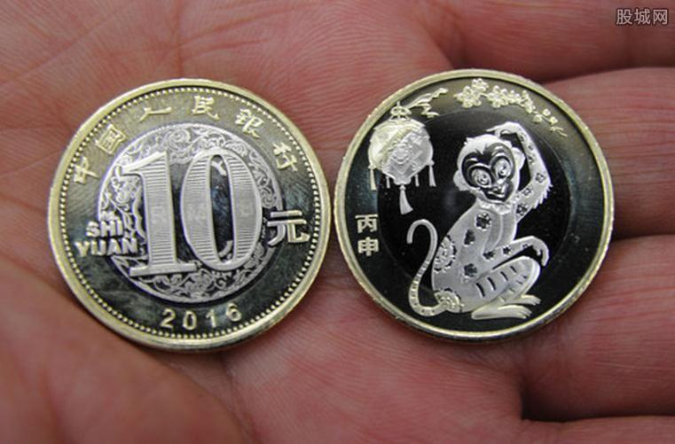 猴年纪念币价值多少钱
