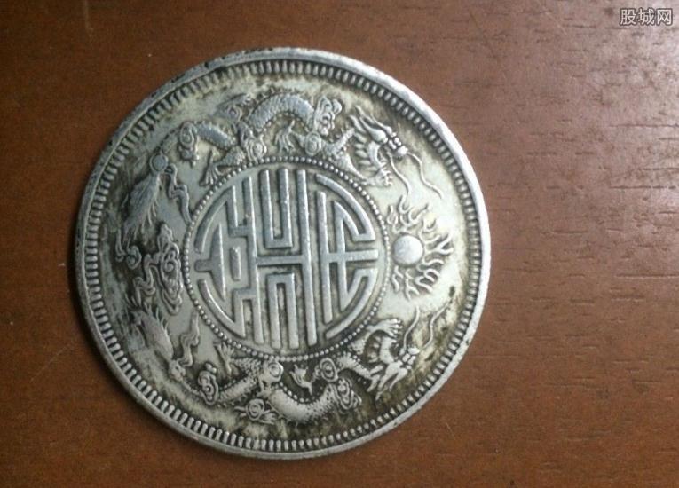 最值钱的古币排名