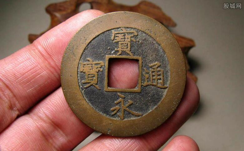 铜钱图片及价格