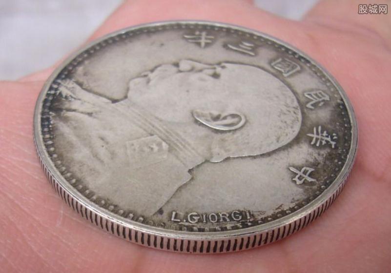 银元市场价格
