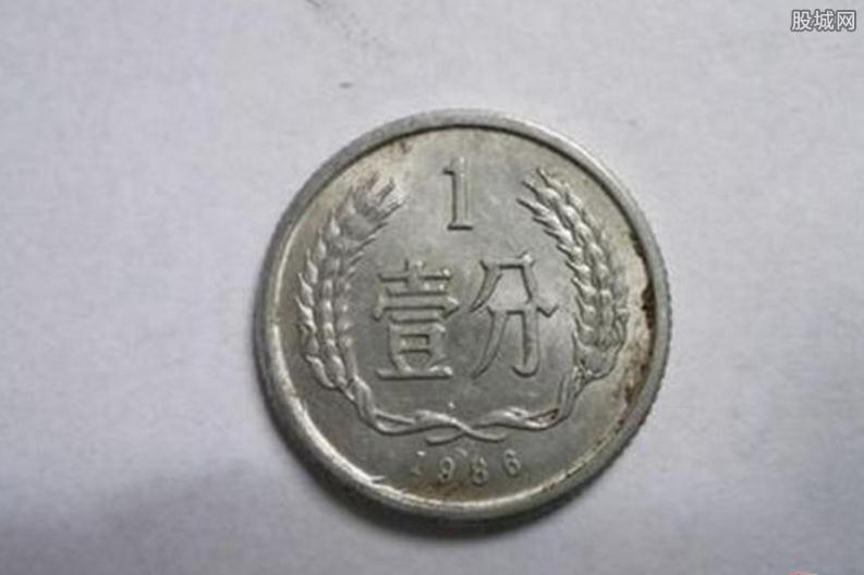 1977年1分钱硬币价格