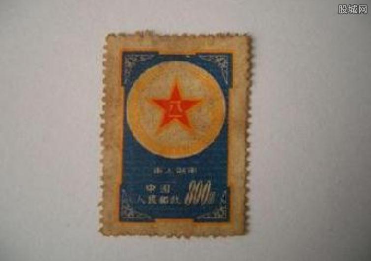 错版邮票值多少钱