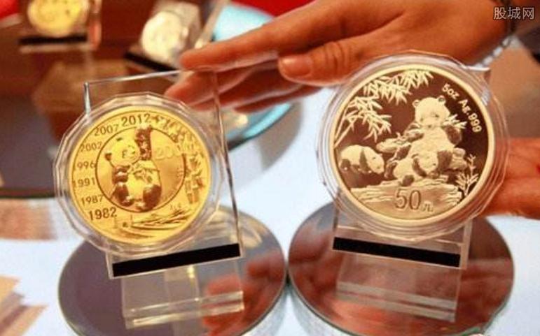 35周年熊猫金银币