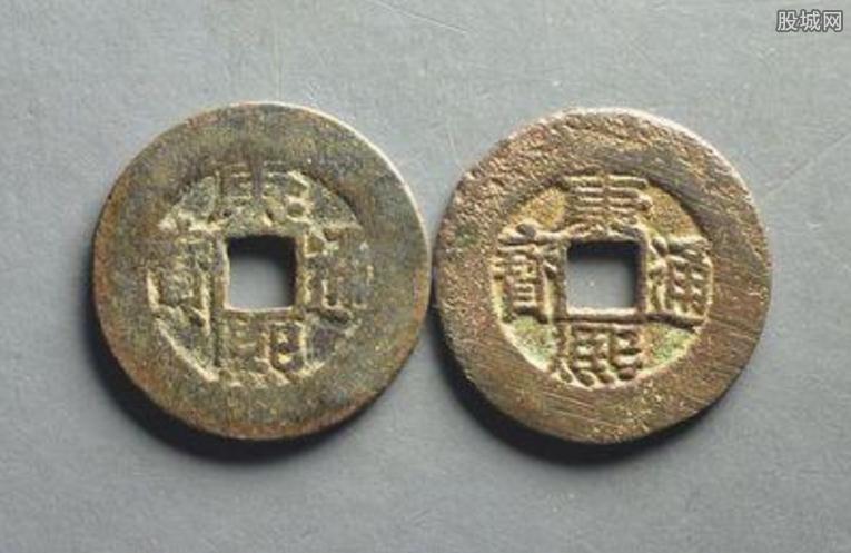 铜钱古币收藏价值