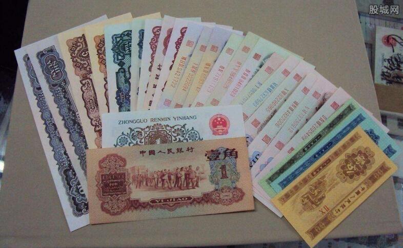 人民币连号钞值多少钱
