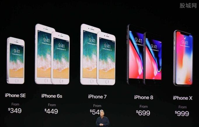 iPhoneX价格