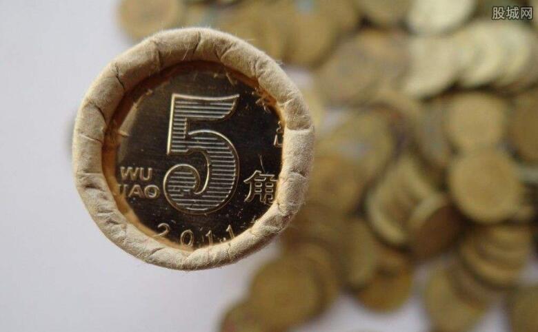 荷花五角硬币值多少钱