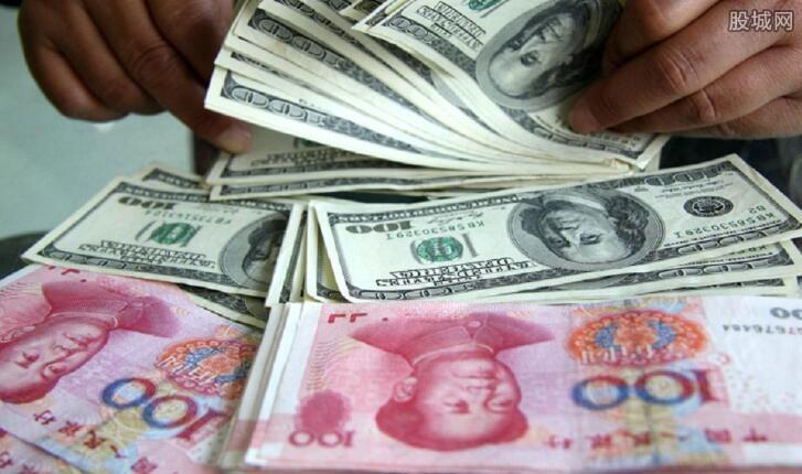 人民币对美元汇率