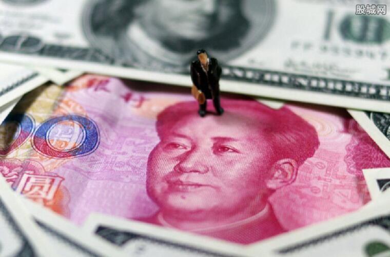 美金对人民币的汇率