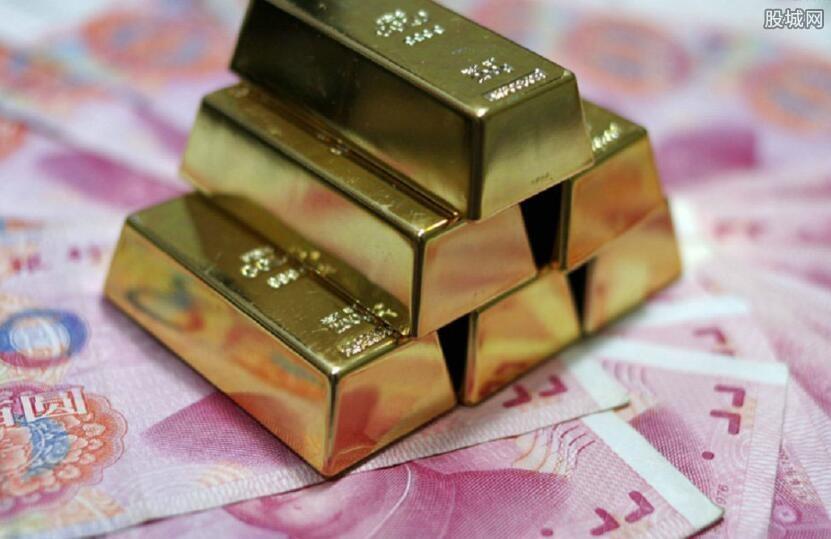 黄金9999价格现在多少钱一克