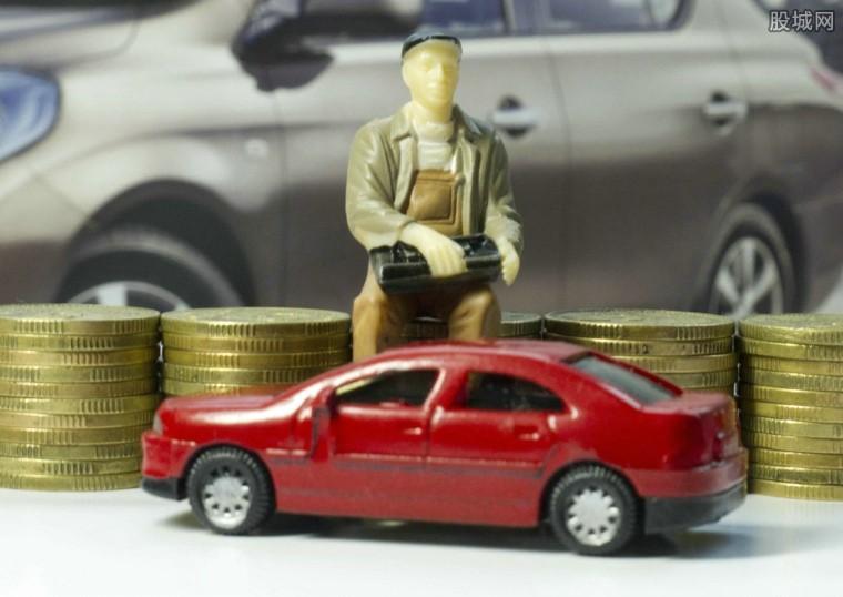 车贷逾期还款有什么后果