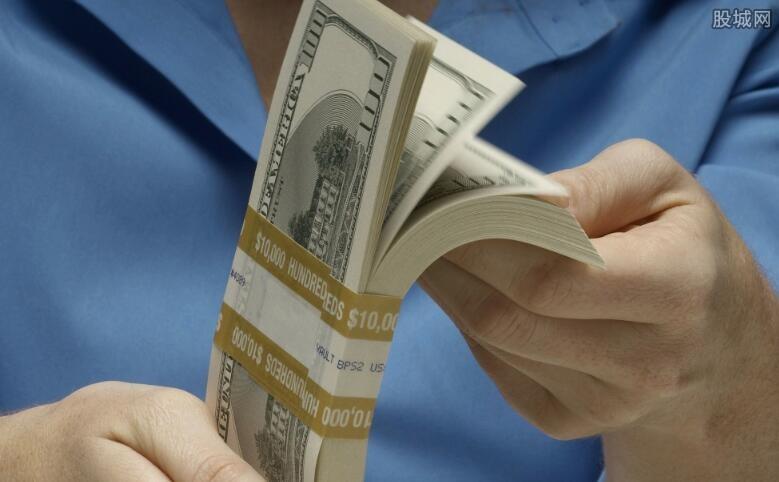 美元对人民币汇率走高
