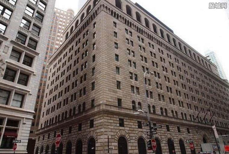 纽约联邦储备银行