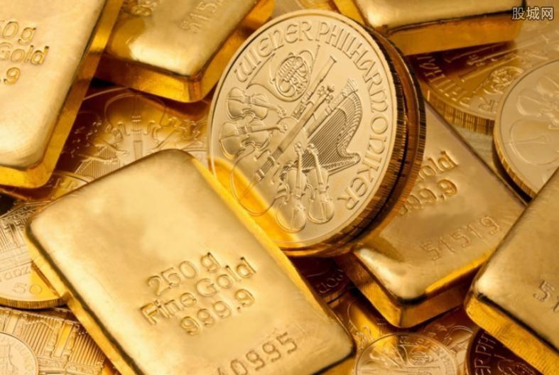 黄金回收每克多少钱