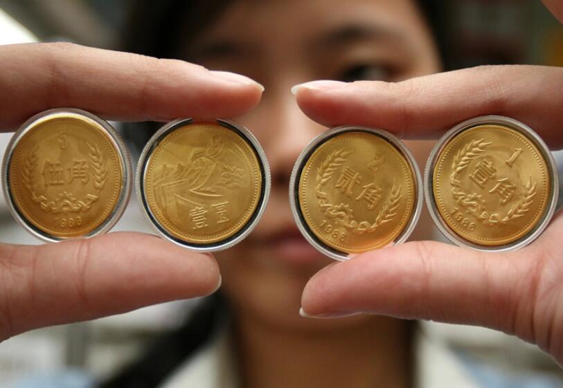 梅花五角硬币值多少钱