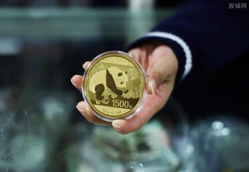 熊猫纪念币最新价格