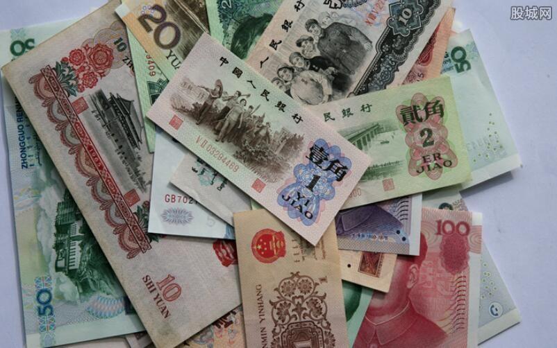 钱币收藏价格表