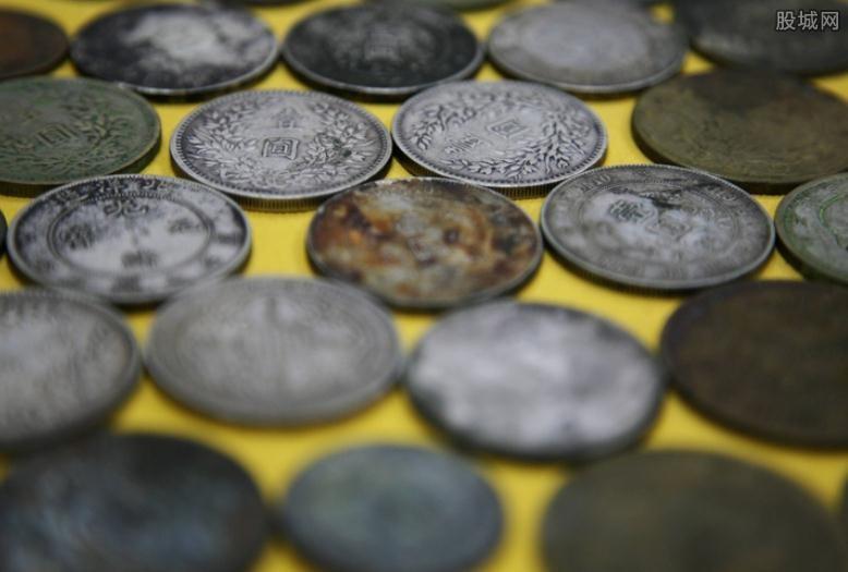 民国双旗币价格