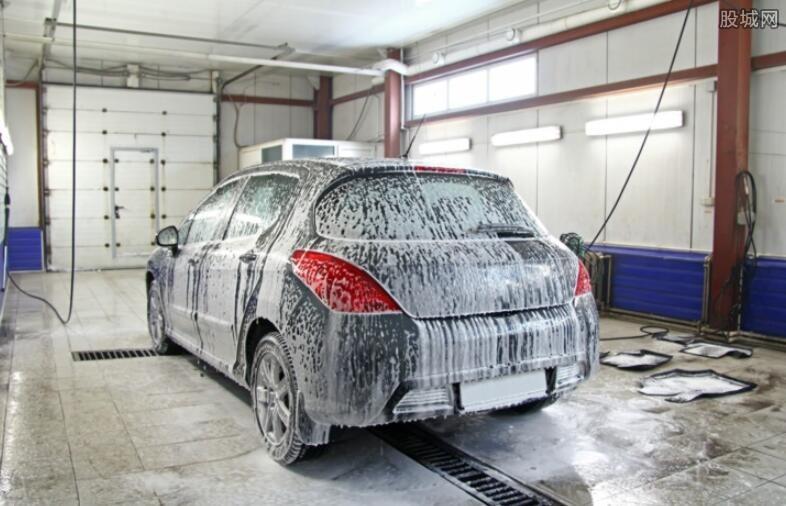 洗车行业挣钱吗