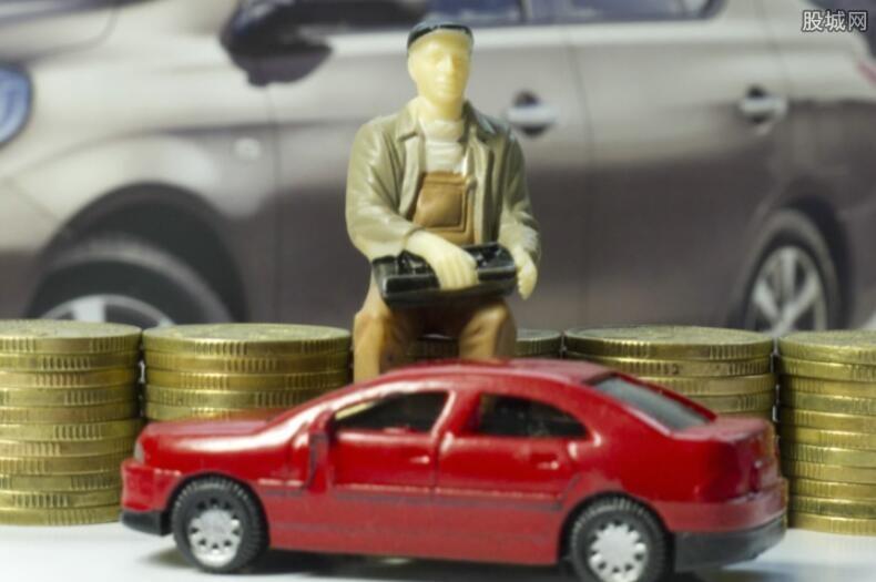 买车分期付款怎么付