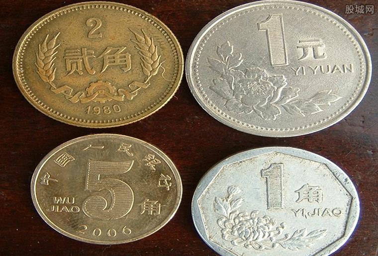 1991年一角硬币值多少钱