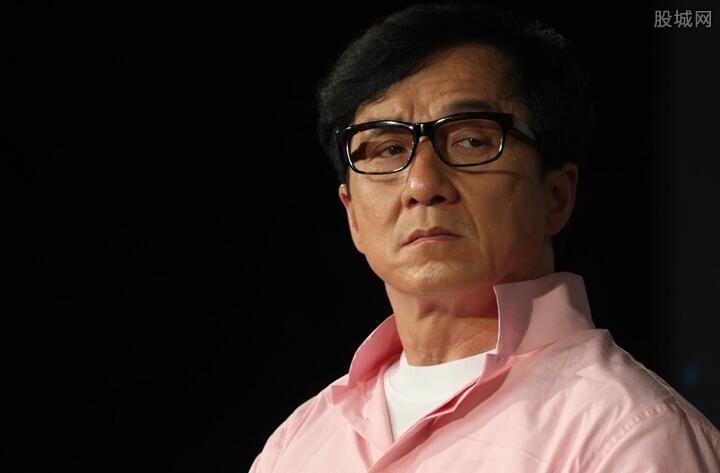 中国男演员只有成龙上榜