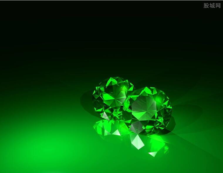 绿宝石收藏价值高