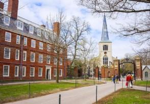 哈佛新生近五成是富二代 家庭年收入超过50万美元
