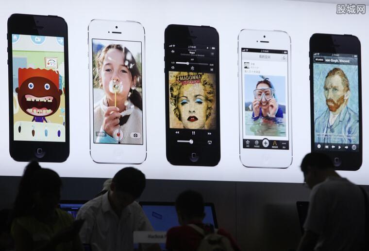 苹果手机比较