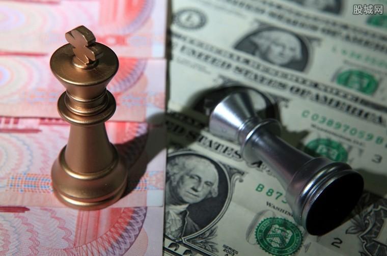 人民币对美元