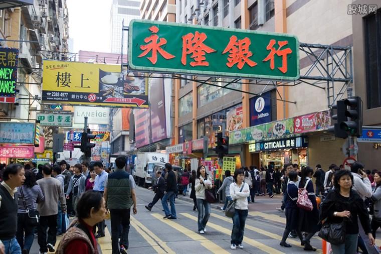 香港旅游业寒冬
