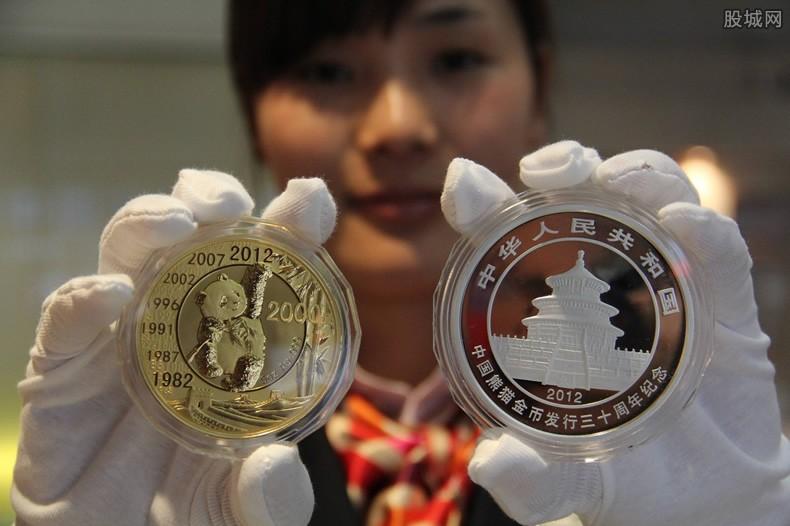 熊猫金币价格