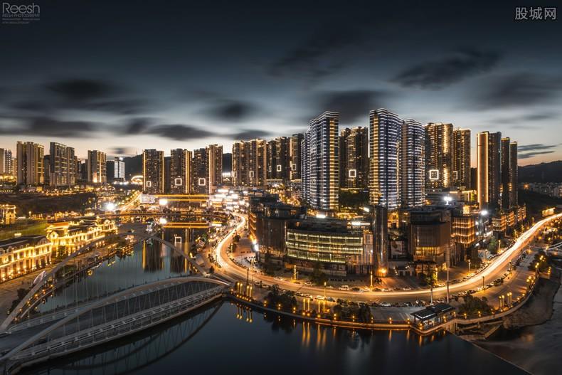 富有城市排名