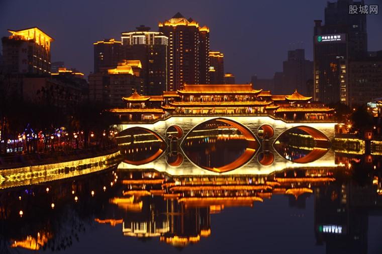 中国经济最佳表现城市