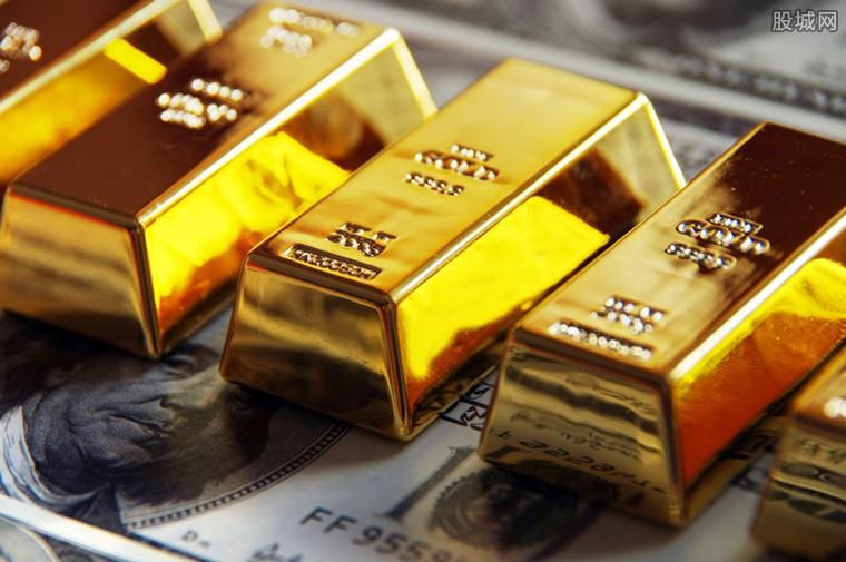 黄金回收价格走势