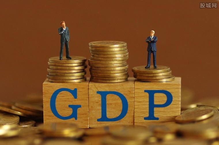 省gdp_地方经济半年考过半数省市GDP回正