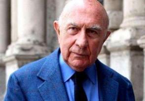 """米兰时装周创始人去世被誉为""""时尚教父"""""""